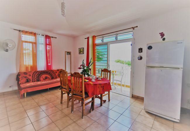 Appartement à Sainte-Anne - T2 Woulé - SAINTE-ANNE centre