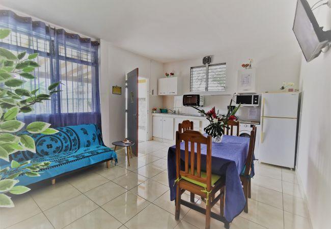 Appartement à Sainte-Anne - T2 Toloman - SAINTE-ANNE centre