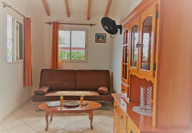 Appartement à Sainte-Anne - T2 Tagua - SAINTE-ANNE centre