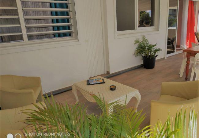 Appartement à Sainte-Anne - T2 Pwani - SAINTE-ANNE centre - proche plage