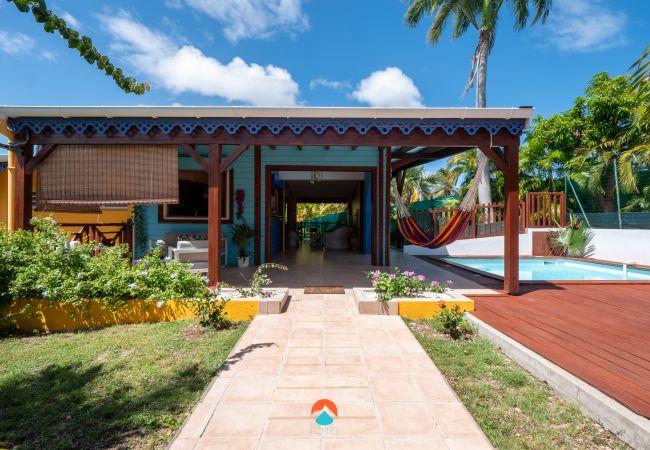 Villa à Saint-François - T4 Leza - SAINT-FRANCOIS centre