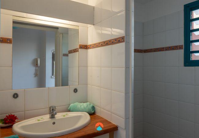 Appartement à Sainte-Anne - T2 Kolibri - SAINTE-ANNE Bois jolan - Piscine