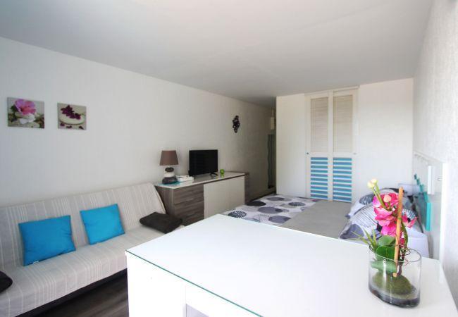 Studio in Le Gosier - Studio Bleu Caraïbes - GOSIER centre
