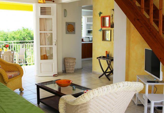 Ferienwohnung in Saint-François - T3 Colibri - SAINT-FRANCOIS La Coulée